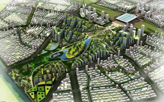 Чэнду тяньфу – экологический спутник мегаполиса